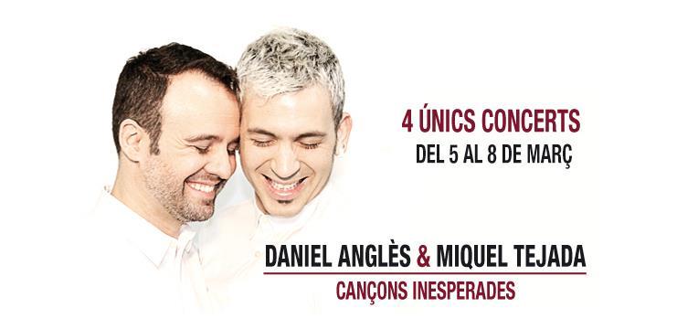 Daniel Anglès i Miquel Tejada