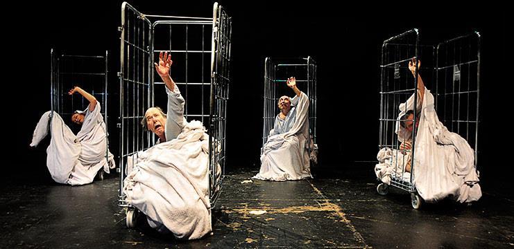La Zaranda. Teatro Inestable de Andalucía la Baja