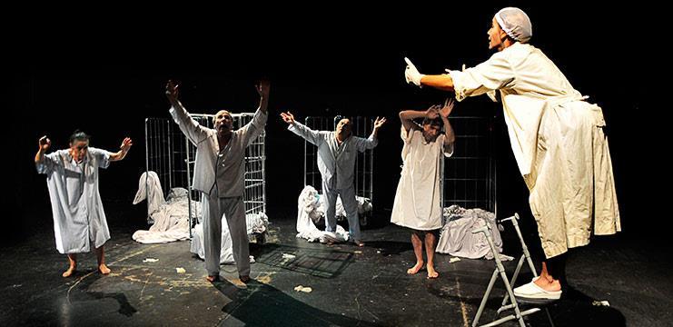 La Zaranda, Teatro Inestable de Andalucía la Baja