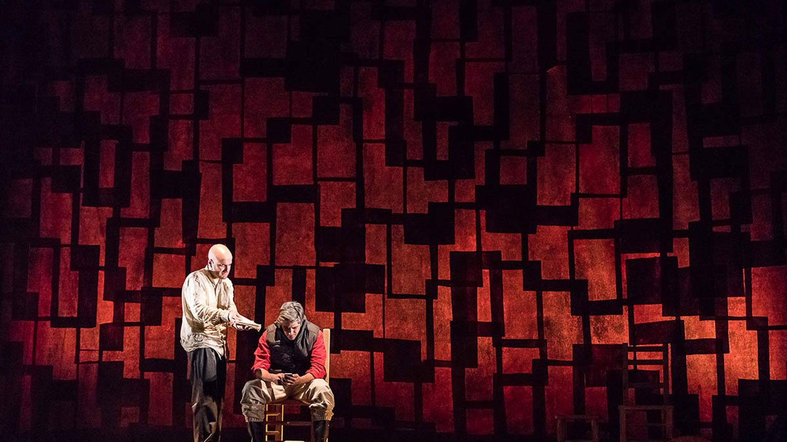 La Zanja teatre La Villarroel Barcelona