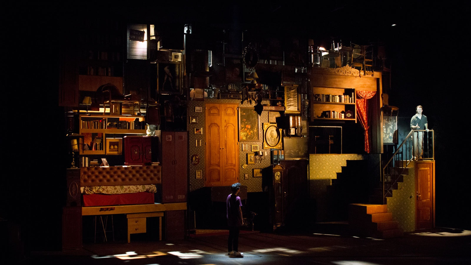 fun home musical barcelona
