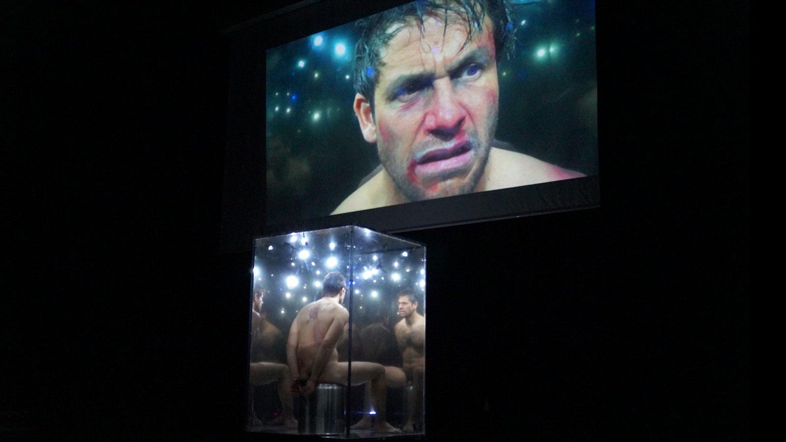josé k torturado teatre romea barcelona