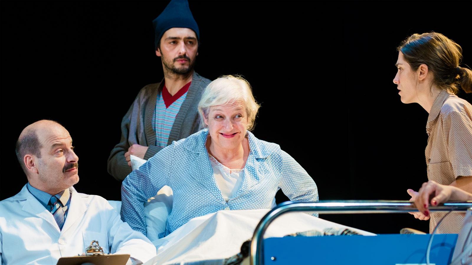 l'omissió de la família coleman teatre romea barcelona