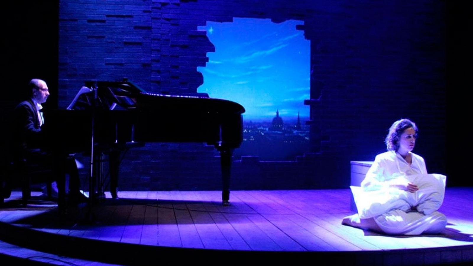 I hate music! Cançons, lletres i records de Leonard Bernstein onyric barcelona