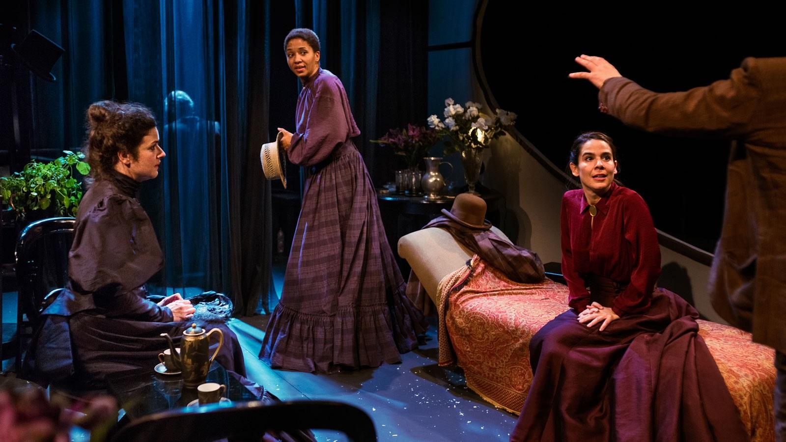 L'habitació del costat (The vibrator play) la villarroel teatre barcelona