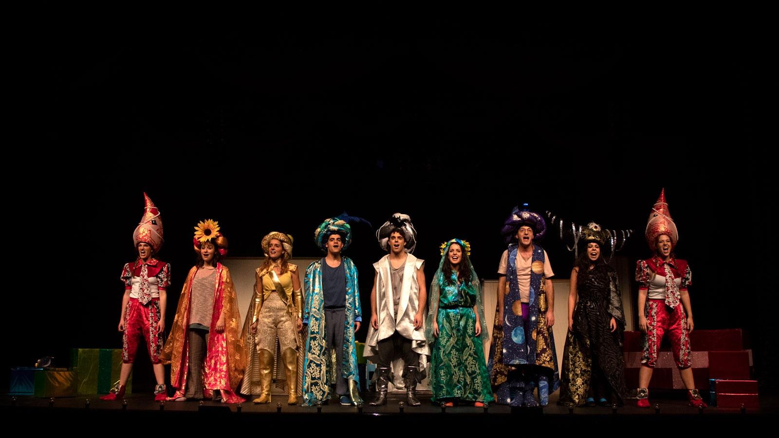 artaban, la llegenda del quart rei mag teatre condal barcelona