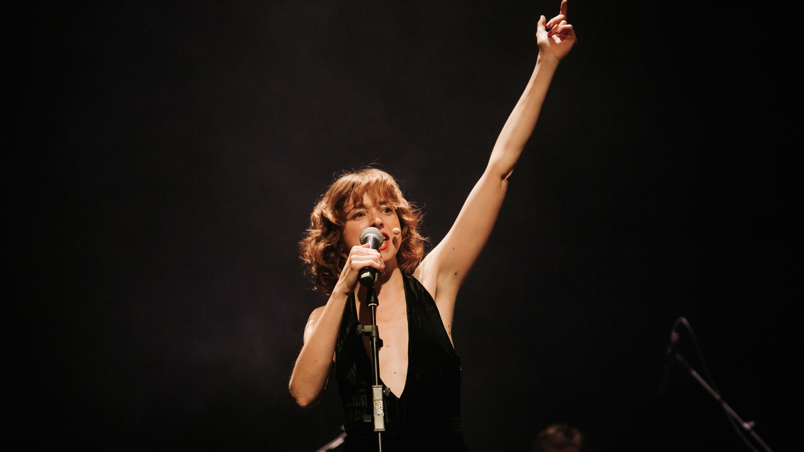 Anna Moliner. Jo dic sí Teatre Condal Barcelona