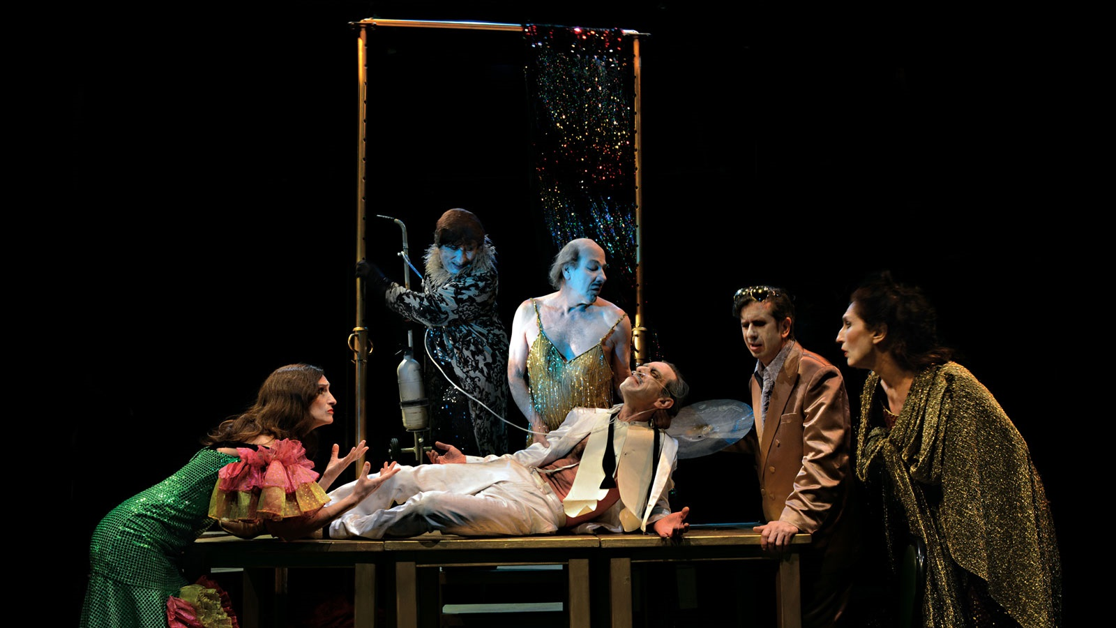 el desguace de las musas gabino diego teatre romea barcelona