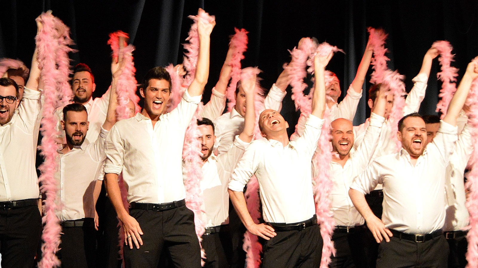 Last Dance Barcelona Gay's Men Tour Teatre Condal