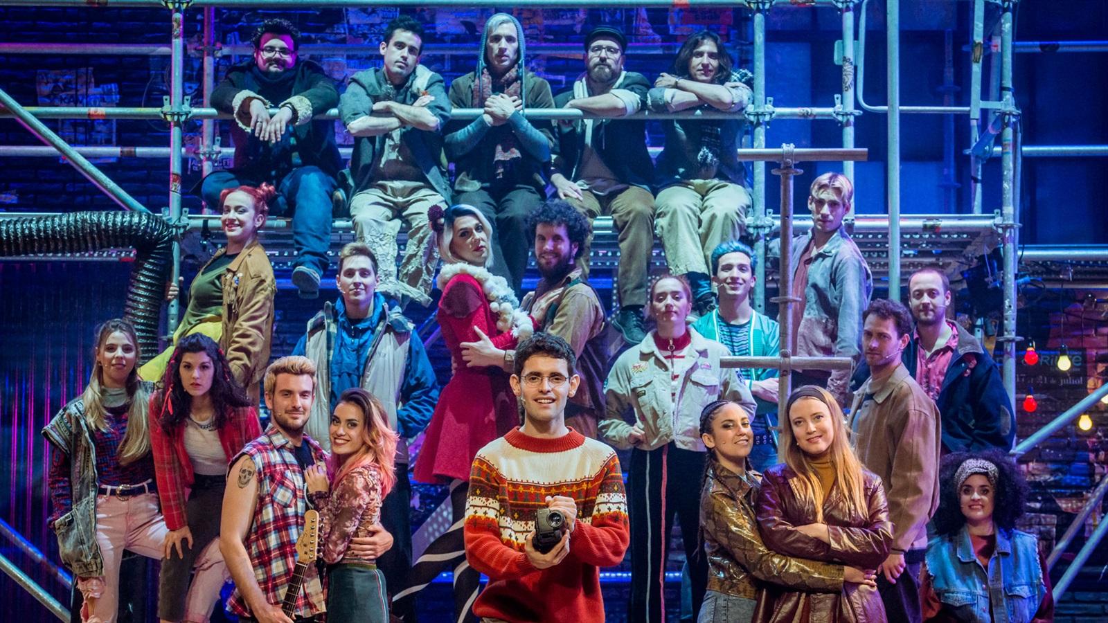 rent el musical onyric teatre condal barcelona