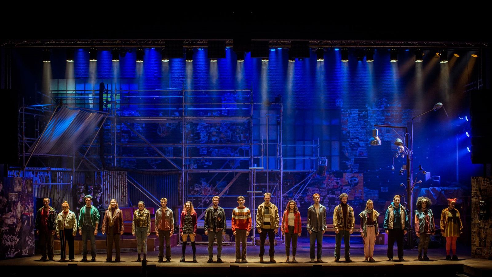 rent el musical