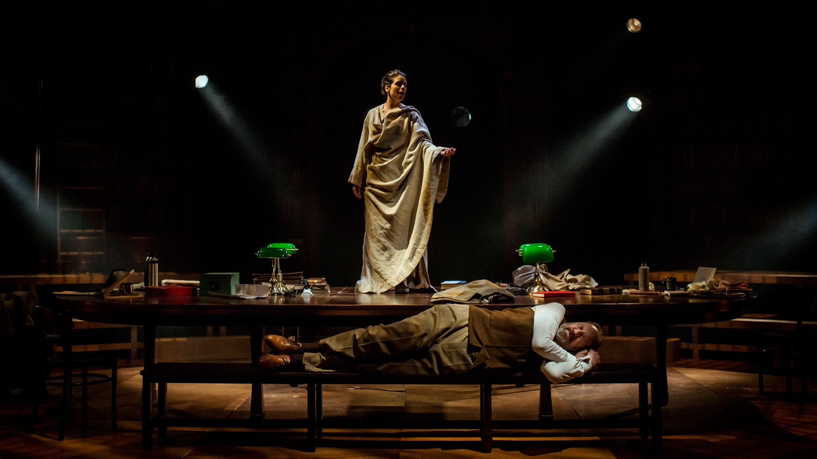 viejo amigo cicerón teatre romea barcelona