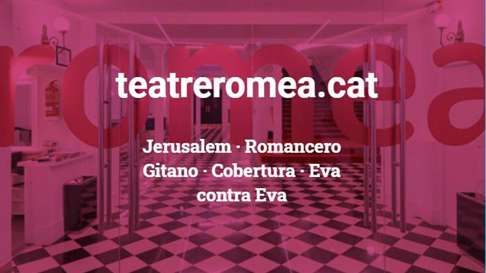 regala teatre romea barcelona