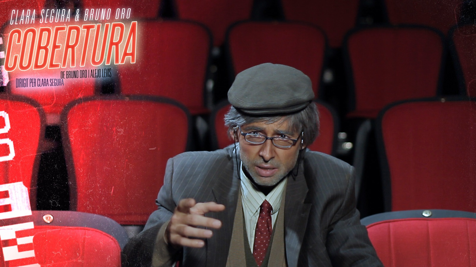 cobertura teatre romea barcelona