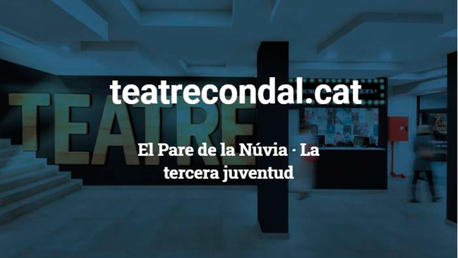 regala teatre condal barcelona