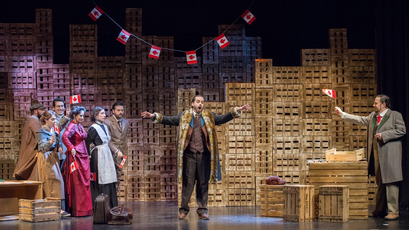 occasione fa il ladro al teatre romea de barcelona