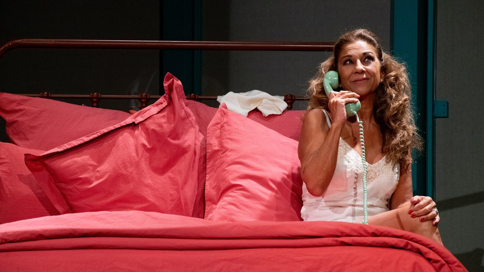 la fuerza del cariño en el teatro goya de barcelona