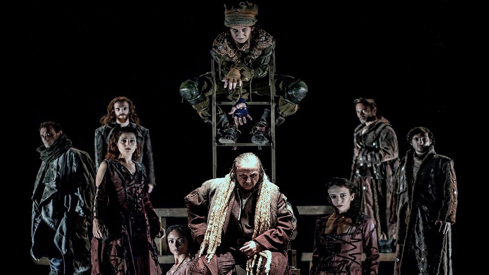 el rey lear al teatre romea de barcelona