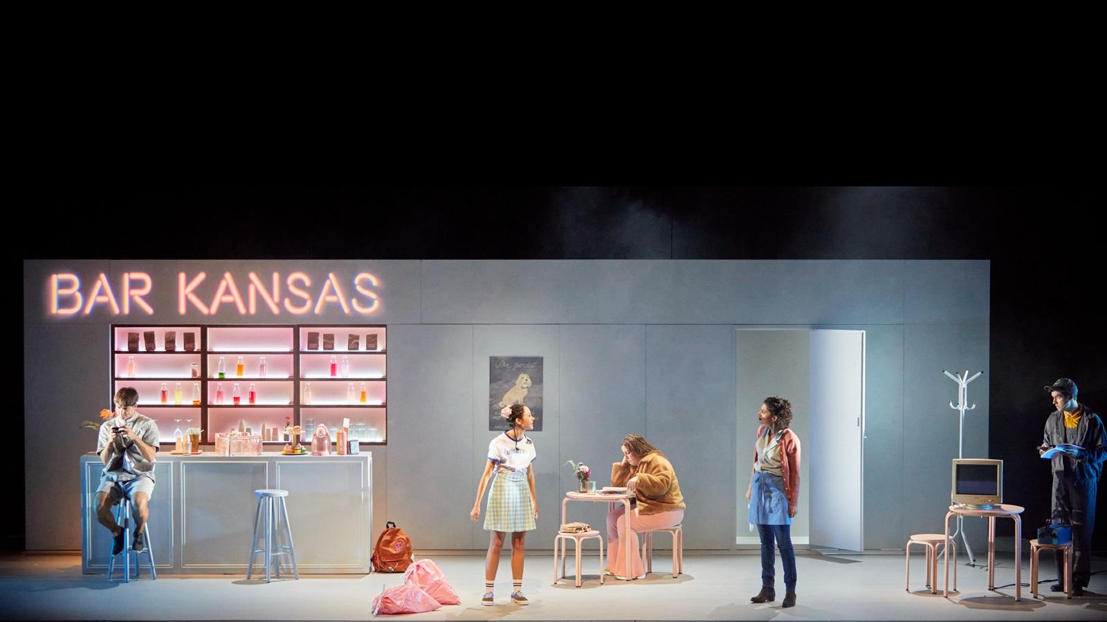 el magic d oz al teatre condal de barcelona