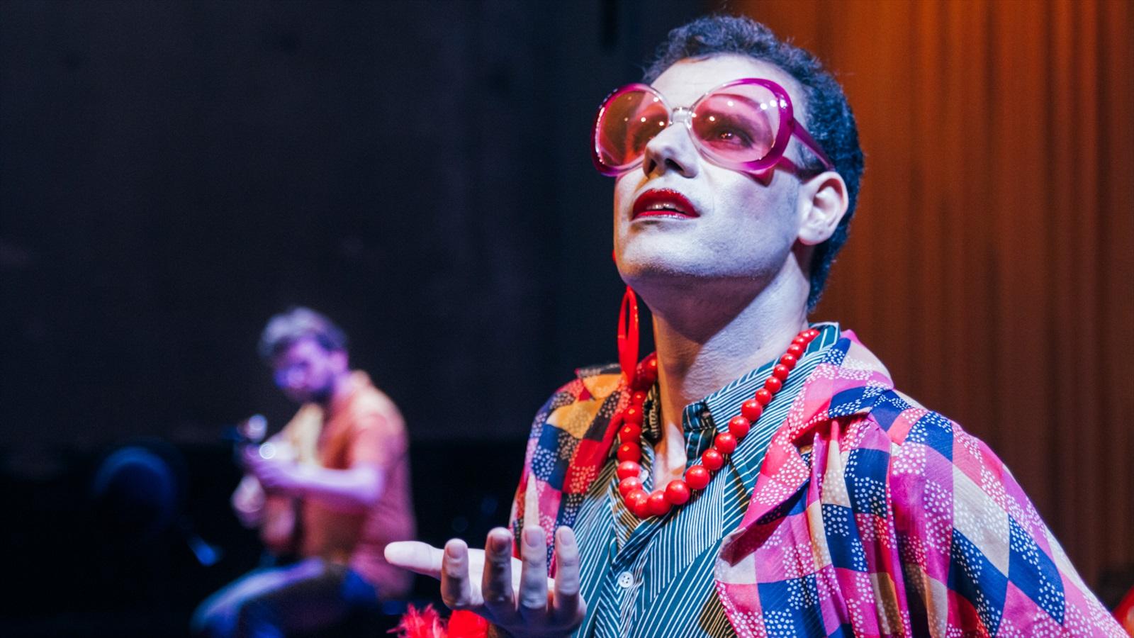 ocaña reina de las ramblas en el teatre condal de barcelona