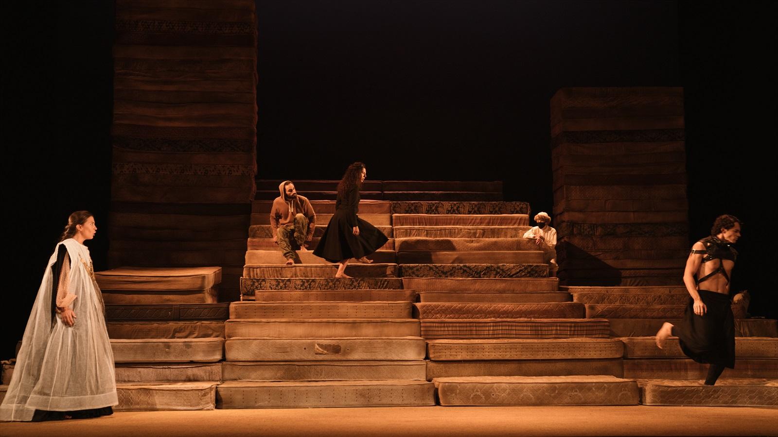 clitemnestra al teatre romea de barcelona