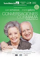 María Galiana i Juan Echanove