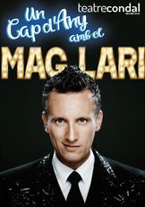Un cap d'any amb el Mag Lari