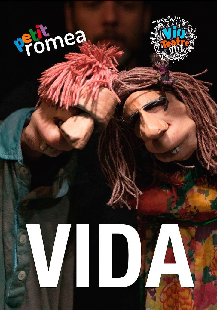 vida petit romea teatre familiar barcelona