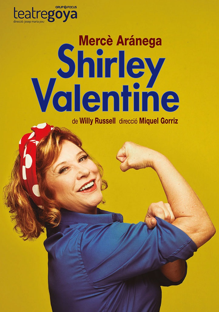 shirley valentine teatre goya barcelona