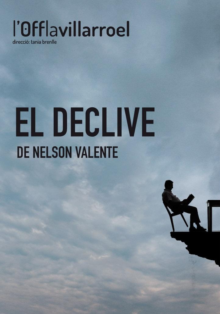 el declive off la villarroel teatre barcelona