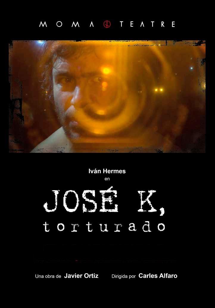 josé k torturado off romea teatre barcelona