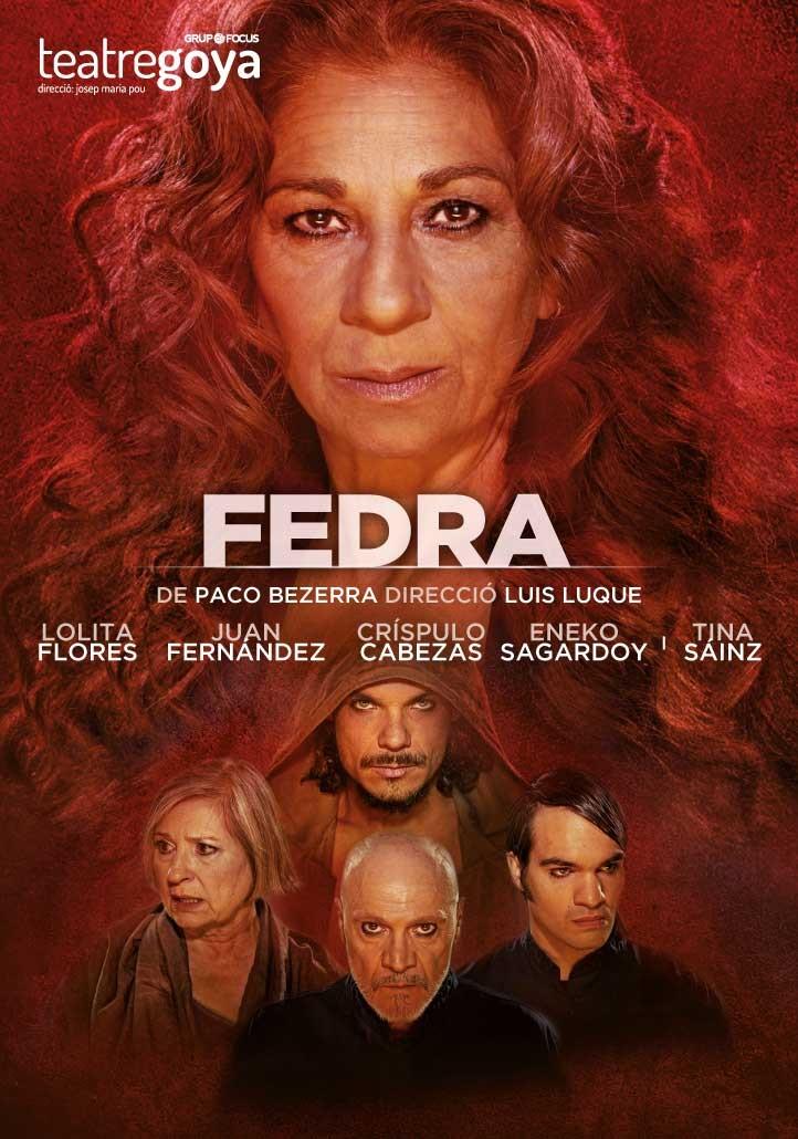 Fedra Teatre Goya Barcelona