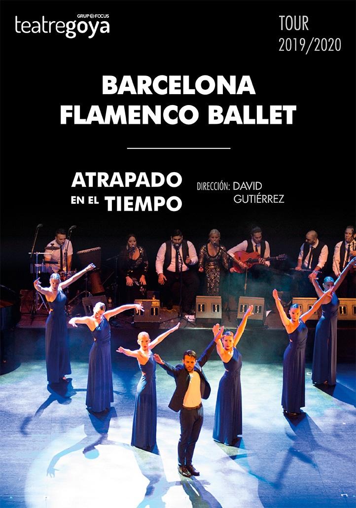 barcelona flamenco ballet teatre goya barcelona