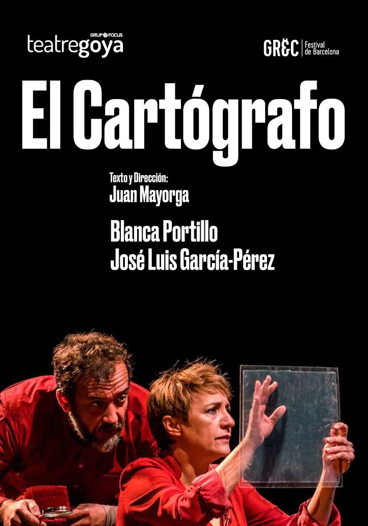el cartógrafo teatre goya barcelona