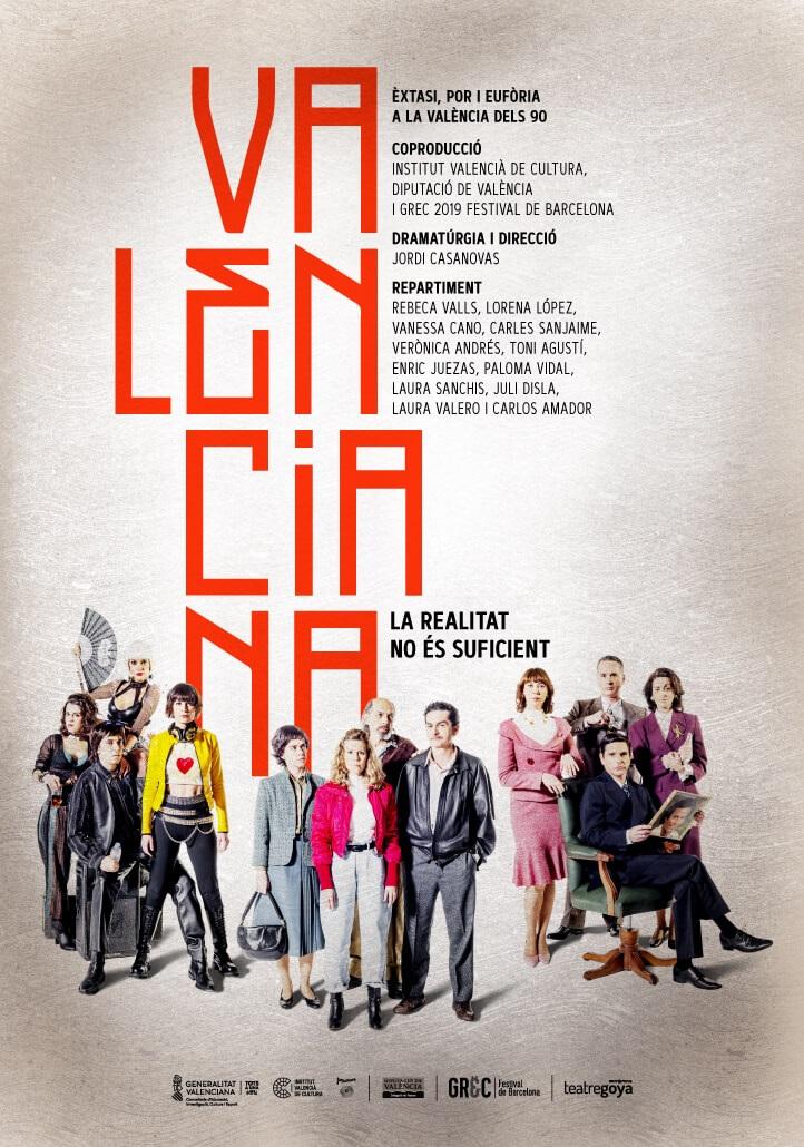 valenciana teatre goya grec barcelona
