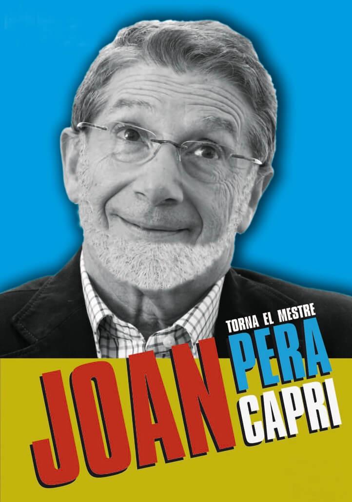 Joan Pera, Capri Focus Distribució