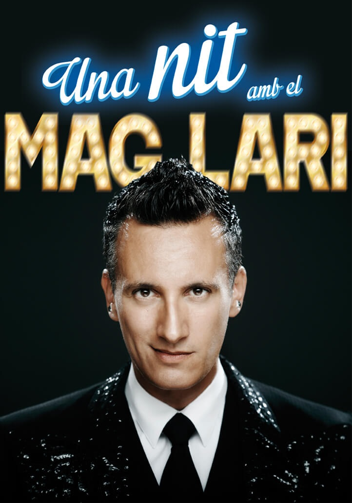 Una nit amb el Mag Lari Focus Distribució