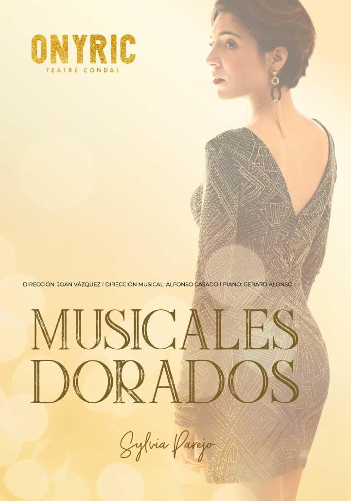 sylvia parejo musicales dorados teatre condal barcelona