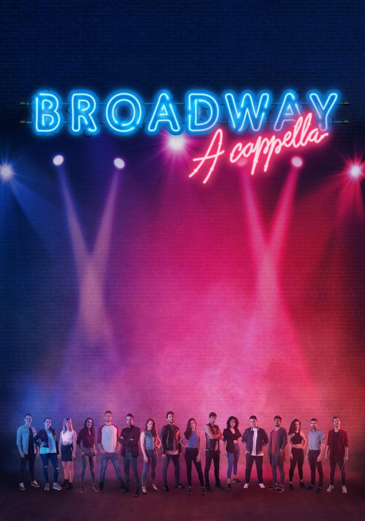 Broadway a cappella