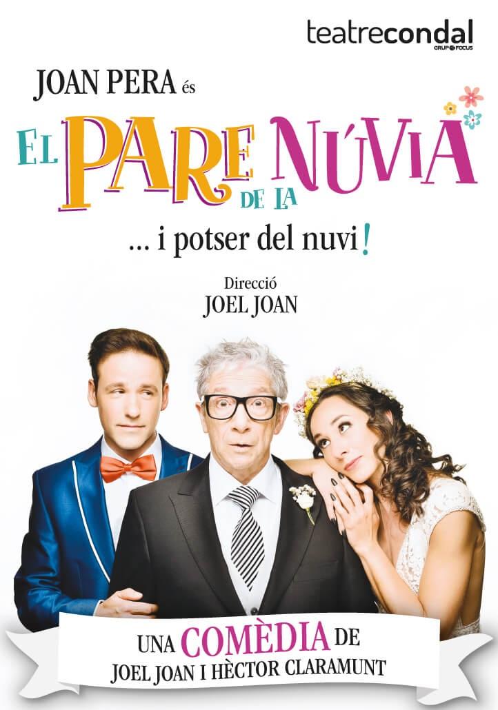 el pare de la núvia teatre condal barcelona