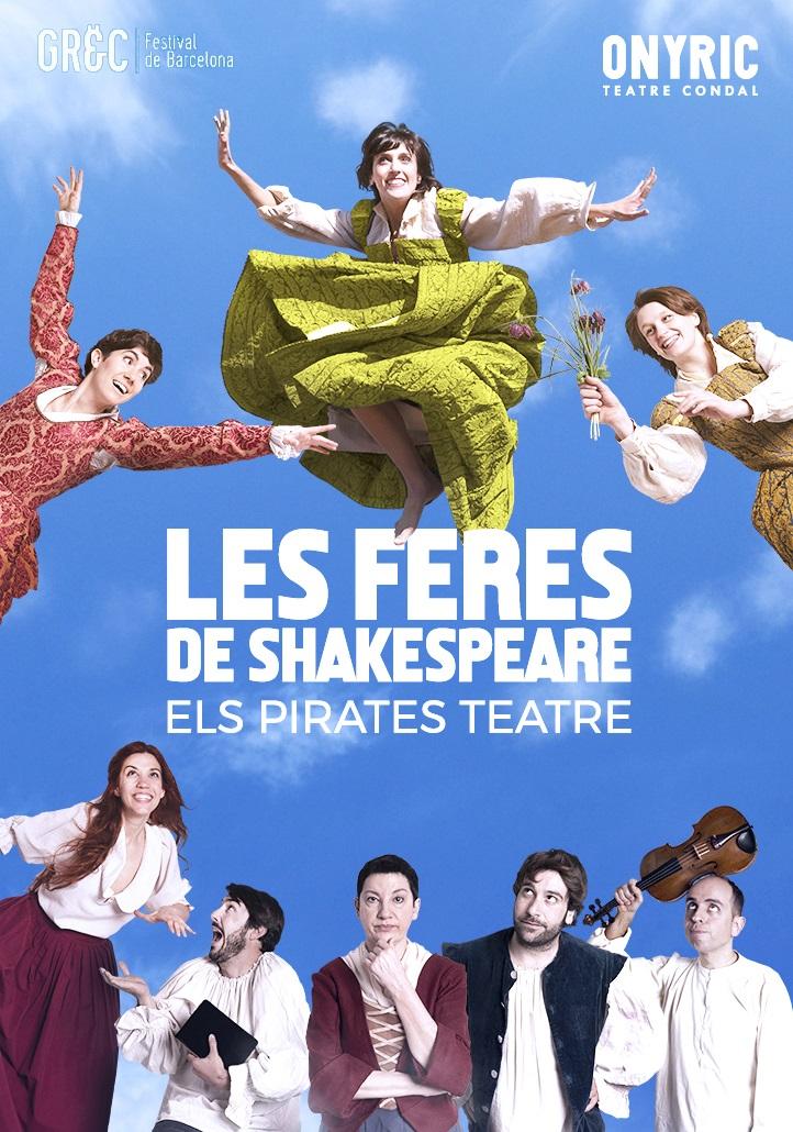 Resultat d'imatges de les feres de shakespeare
