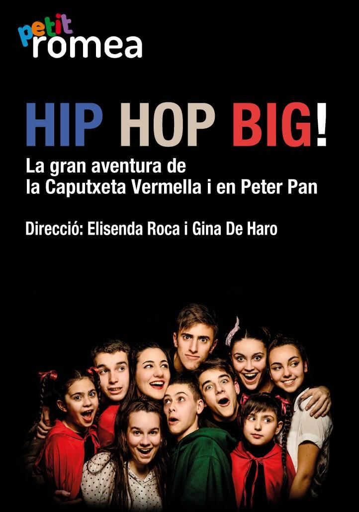 hip hop big petit romea barcelona