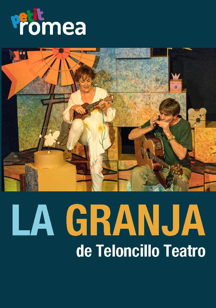 la granja petit romea teatre familiar barcelona