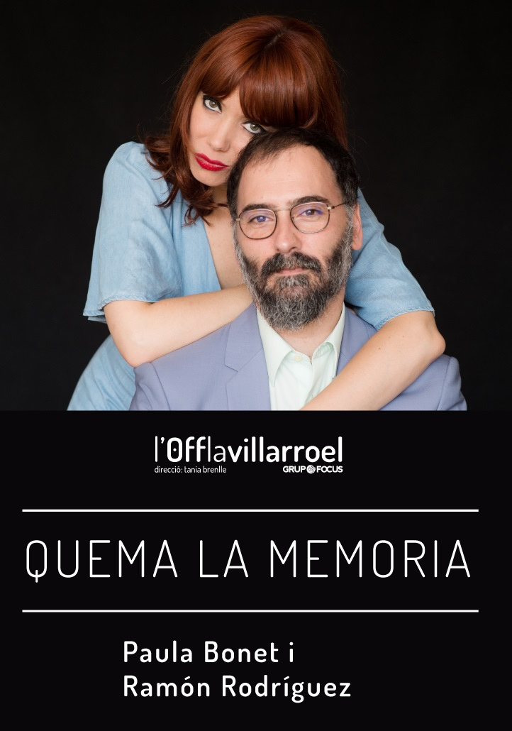 quema la memoria teatre la villarroel barcelona