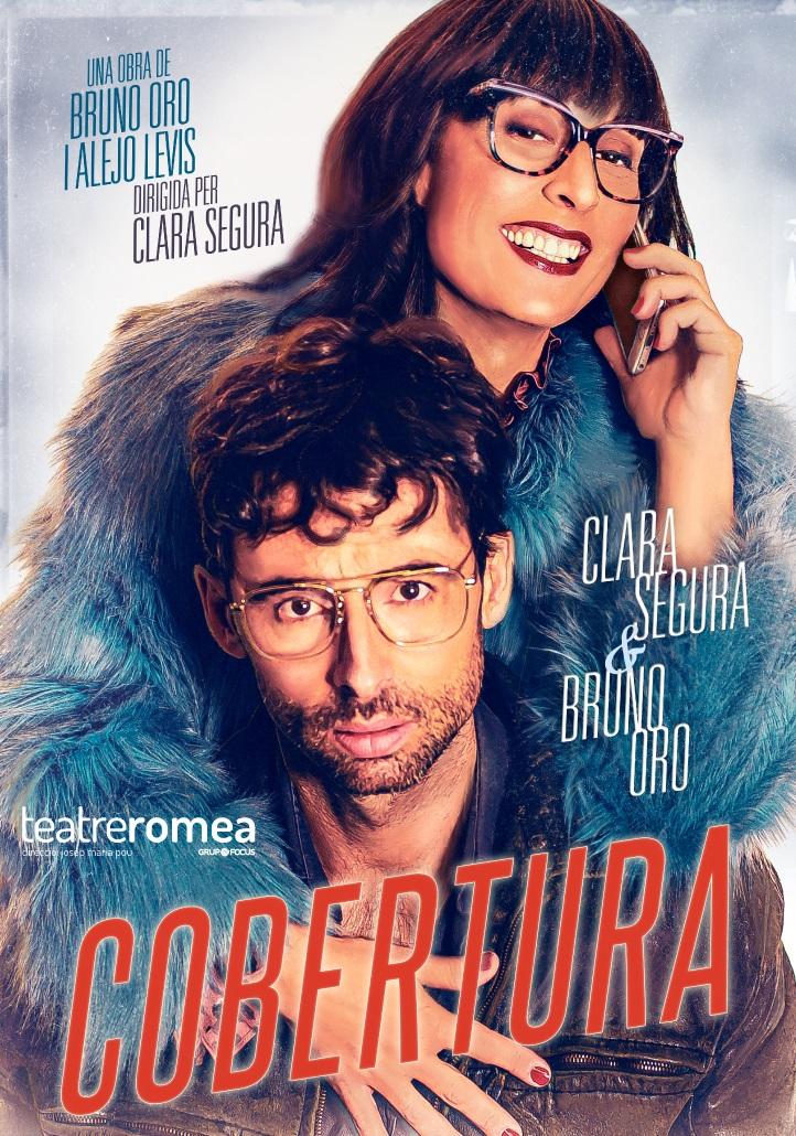 Cobertura al teatre romea de barcelona