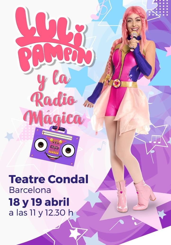 luli pampín teatre condal barcelona