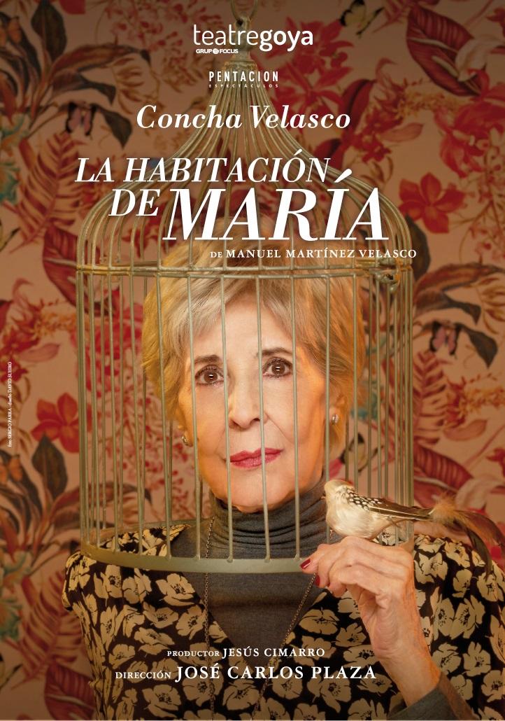 la habitacion de maria en el teatre goya de barcelona