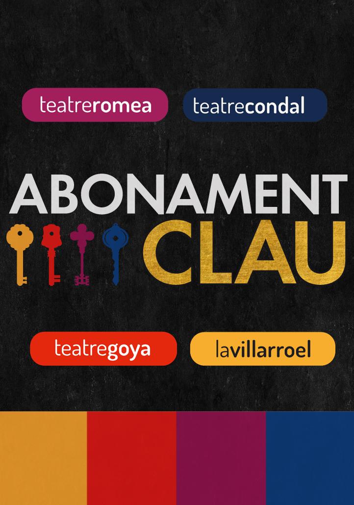 Abonament Clau - Grup Focus