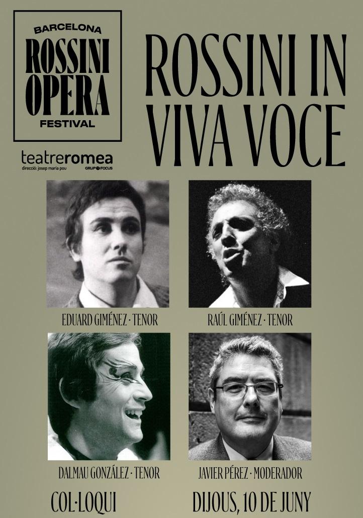 brof barcelona rossini opera festival col·loqui rossini in viva voce al teatre romea de barcelona