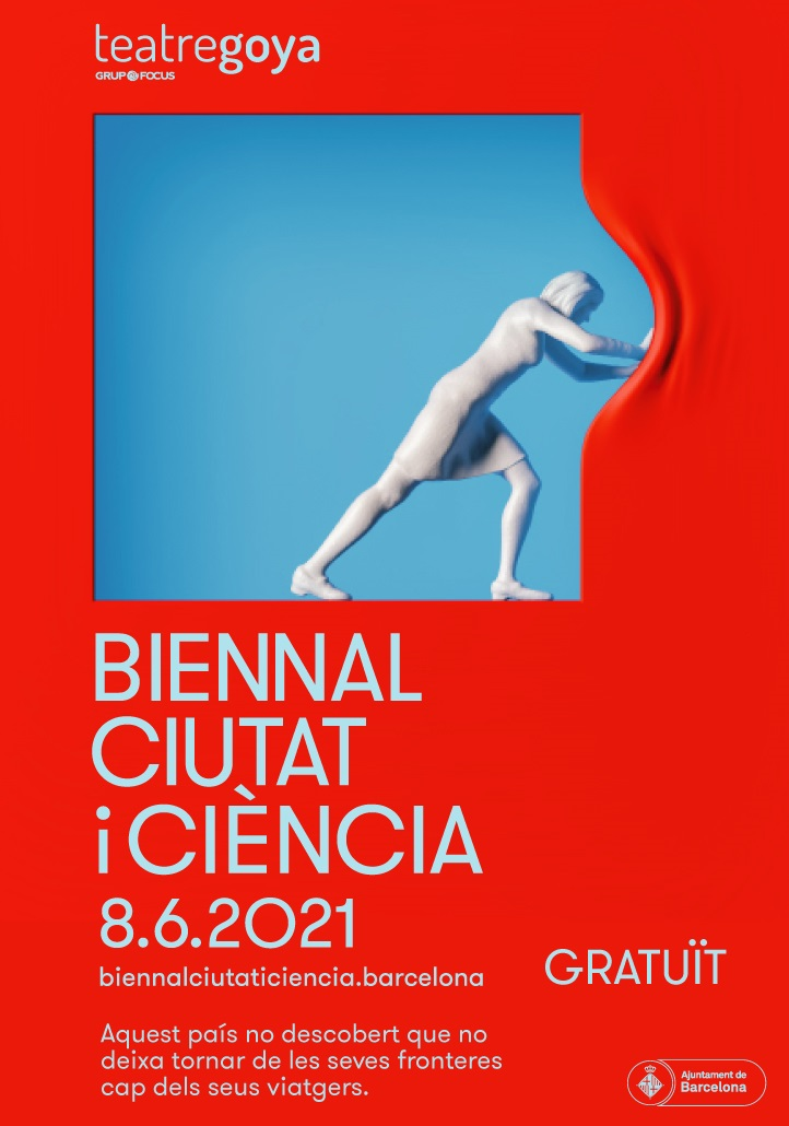 Aquest país no descobert que no deixa tornar de les seves fronteres cap dels seus viatgers al teatre goya de barcelona
